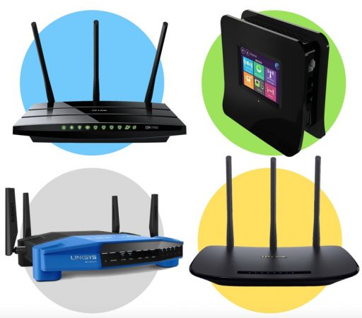 Must-Have Gadgets for Your Home Security System 6 Smart Routers