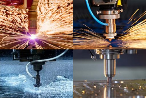 What You Should Know About CNC Machines 5 Plasma, Laser, and Waterjet.