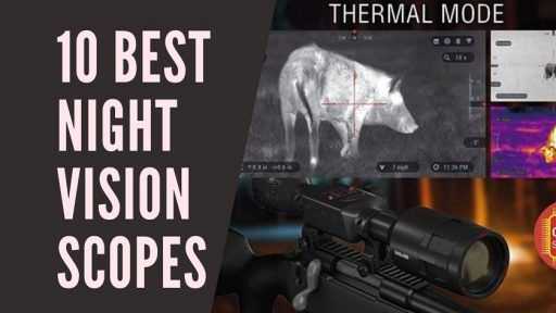 10 Best Night Vision Scopes