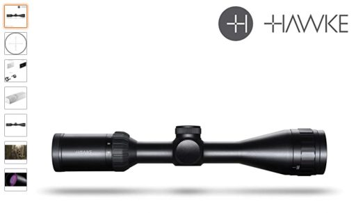 Best 3 Gun Scopes 1 Hawke Airmax Airgun Scope