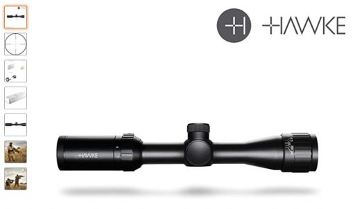 Best 3 Gun Scopes 9 Hawke Vantage Riflescope One