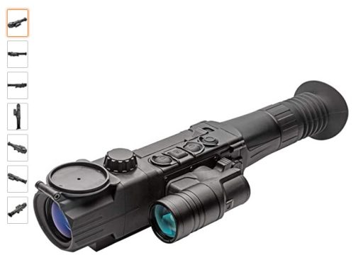 Best Night Vision Scopes 2 Pulsar Digisight Ultra N455 Digital Night Vision Riflescope