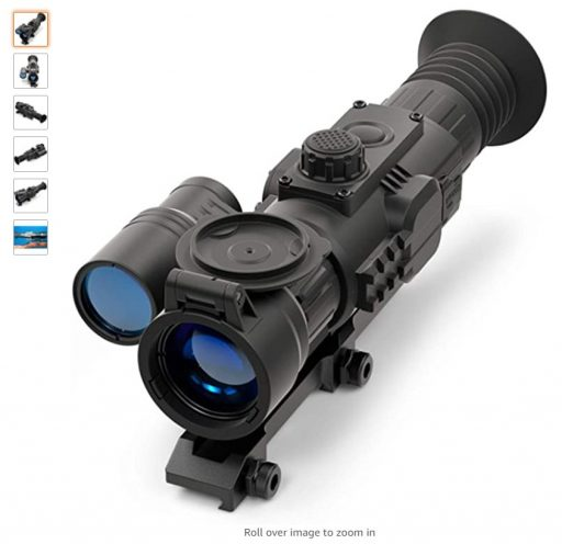 Best Night Vision Scopes 9 Yukon Digital Sightline N475 Night Vision Riflescopes