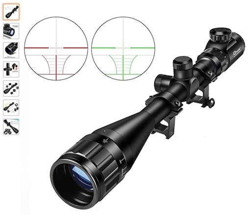 Best Scopes For M1A 6
