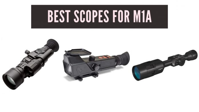 Best Scopes For M1A