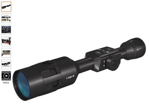 Best Scopes For M1A 7