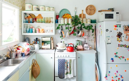 How To Spruce Up Your Kitchen Clutter copy