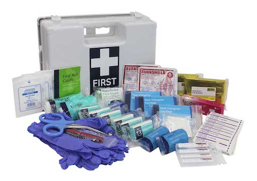 Kitchen Additions That Will Make It Safer For Your Family 8 First Aid Kit copy