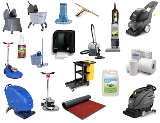 Qualities to Look for in a Cleaning Service Company 1 4. Tools and Equipment copy
