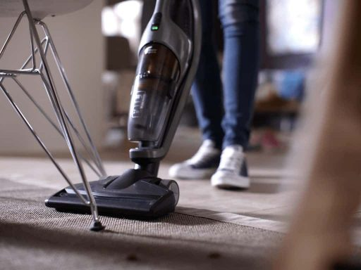 Time-Saving Cleaning Tips From the Experts dust before you vacuum