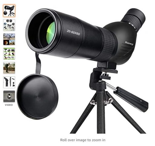 best spotting scopes 4 Fully Multi Coated Optical Lens Fogproof and Movably Eyepiece Rubber Design Telescope