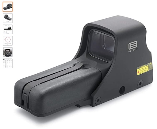 Best Holographic Sights 1