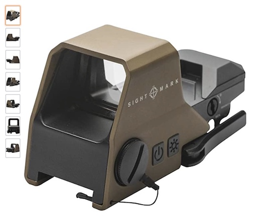 Best Holographic Sights 10