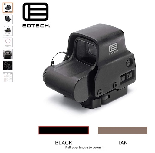 Best Holographic Sights 3