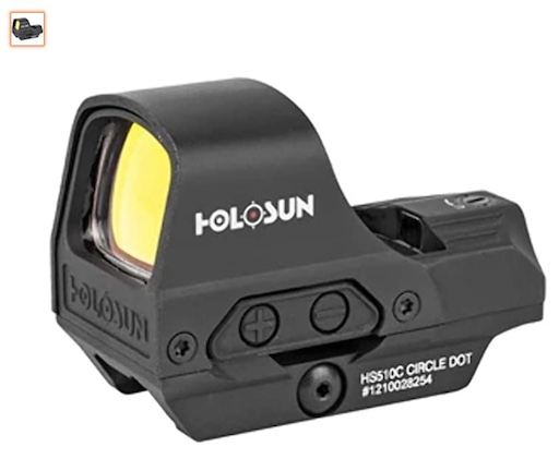 Best Holographic Sights 5