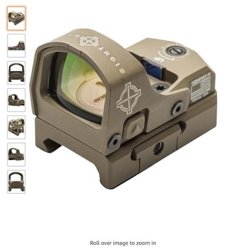 Best Holographic Sights 8