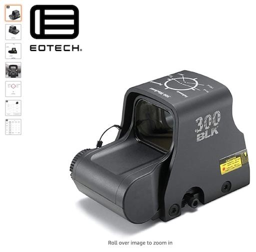 Best Holographic Sights 9