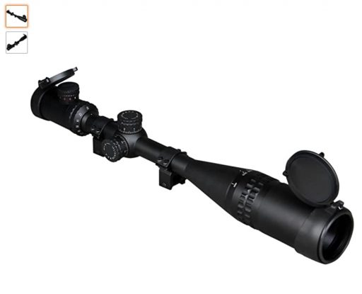 Best Scopes For 17HMR 6 Trinity Force Rifle Scope