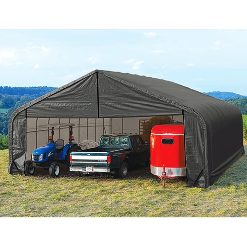 Why a Portable Garage Is a Perfect Solution for Protecting Your Car 3
