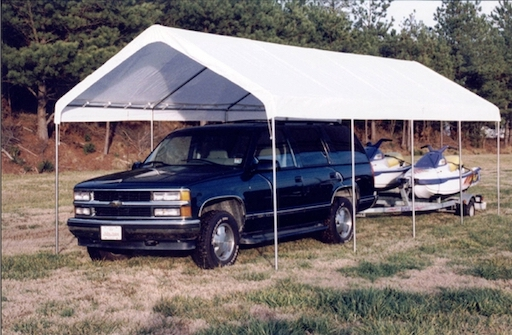 Why a Portable Garage Is a Perfect Solution for Protecting Your Car 4 copy