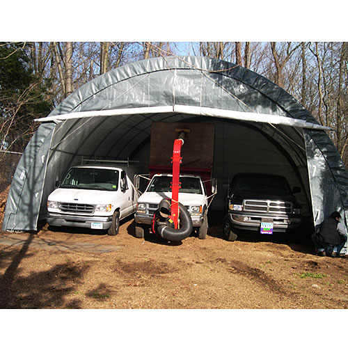 Why a Portable Garage Is a Perfect Solution for Protecting Your Car second car 2