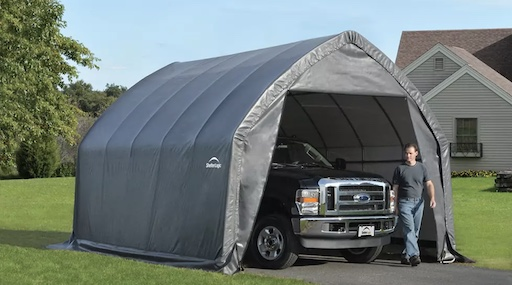 Why a Portable Garage Is a Perfect Solution for Protecting Your Car second car 5