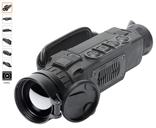 best thermal scopes 6 Pulsar Helion XQ Thermal Scope