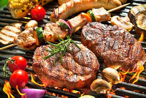 7 Ways to Cook Food and Keep Most of Its Nutrients 2 Grilling copy