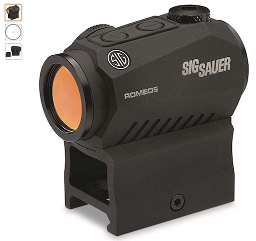 Best Red Dot Sights 1 Sig Sauer Romeo5 Compact Red Dot Sight
