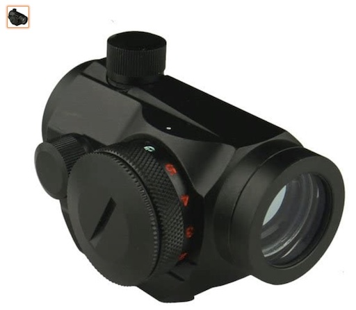 Best Red Dot Sights 8 Field Sport Red And Green Micro Dot Sight