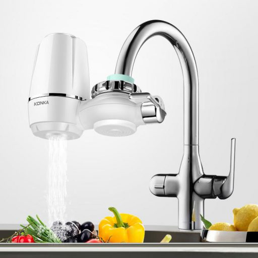 How to Get Clean Water in Your Kitchen 4 Place Faucet-Mounted Filters