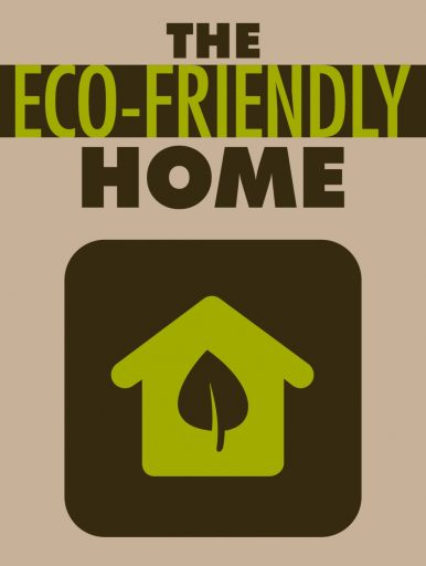 the eco friendly home giveaway