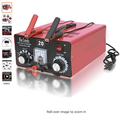 Best Heavy Duty Battery Chargers 10 Beleeb Battery Charger Automotive