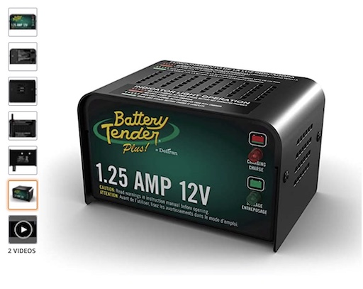 Best Heavy Duty Battery Chargers 2 Battery Tender Plus Charger And Maintainer Battery Charger