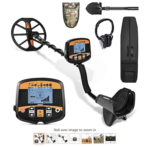 Best Metal Detector For Gold 7 3 Professional Metal Detector For Adults By Vvinrc