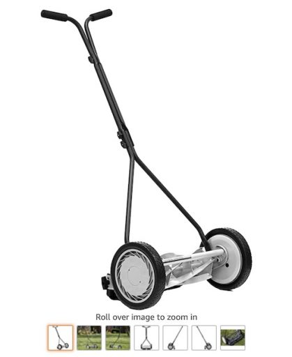 Best Small Lawn Mowers 3 Great States 415-16 16 Inch Reel Lawn Mower