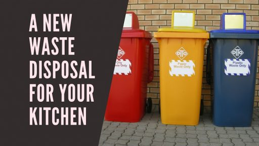 a New Waste Disposal for Your Kitchen
