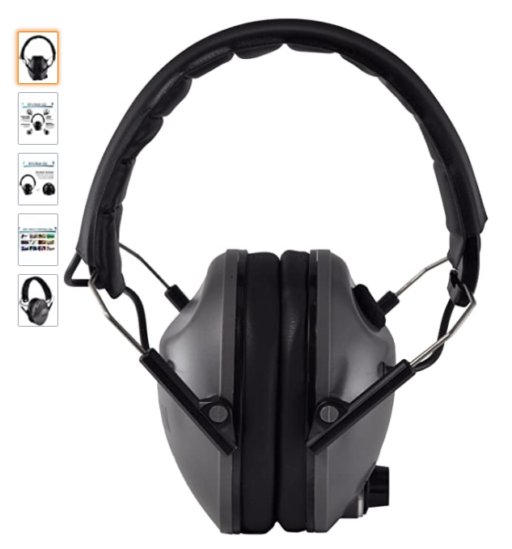 Best Electronic Hearing Protection