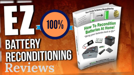 EZ Battery Reconditioning Reviews - is it a Scam?