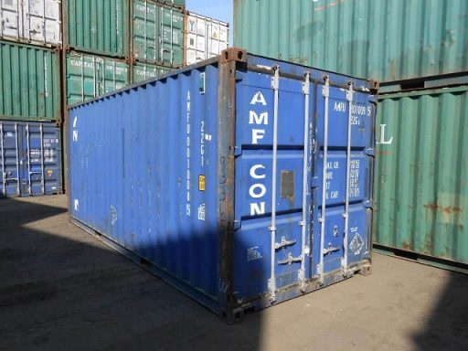 20_Foot_Shipping_Container_Storage_Yard