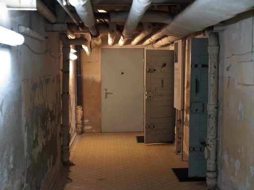 _   Basement Is Less Attractive To Intruders