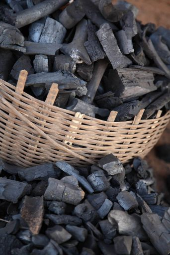 Charcoal is also effective in deodorizing.
