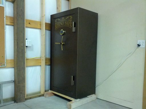 Can you change the combination on a Field and Stream gun safe?