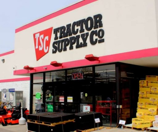 Tractor Supply delivery options