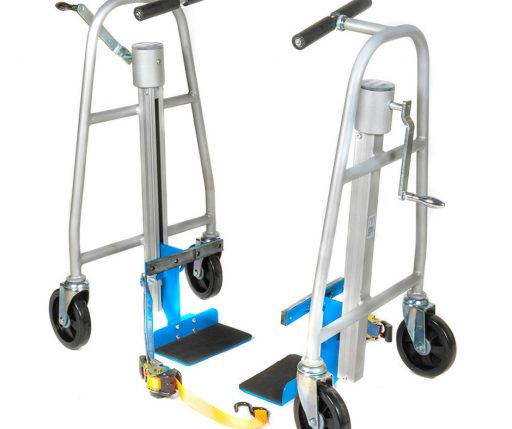 Use-a-dolly-to-move-your-safe