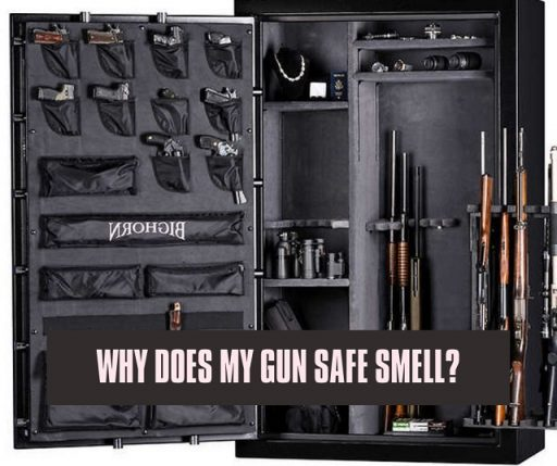 Why Does My Gun Safe Smell